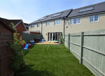3 bed terraced house for sale in Saffron Way, Little Canfield, Dunmow CM6