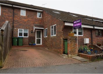 Thumbnail 3 bed terraced house for sale in Cook Road, Horsham