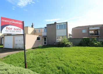 Thumbnail 3 bed end terrace house for sale in Ashfield Grove, Stainforth, Doncaster, South Yorkshire