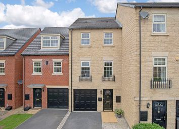 Thumbnail 4 bed town house for sale in Silver Cross Way, Guiseley, Leeds