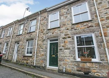 Thumbnail 3 bed end terrace house for sale in Penponds, Camborne, Cornwall