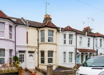 Thumbnail 3 bedroom terraced house to rent in Gordon Road, Brighton
