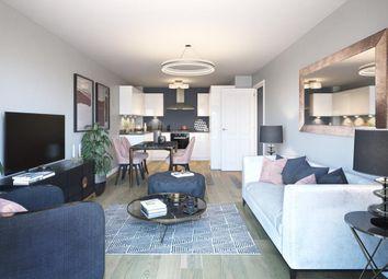 "Thumbnail 1 bedroom flat for sale in ""Fleetlands House"" at Park Prewett Road, Basingstoke"