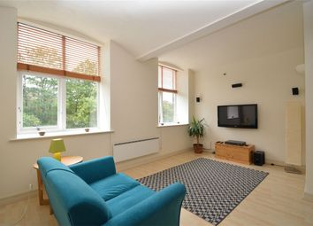 Thumbnail 1 bed flat to rent in Clarence Mill, Clarence Road, Bollington, Cheshire