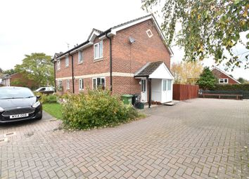 Thumbnail 1 bed end terrace house for sale in Cherrytree Court, Pucklechurch, Bristol