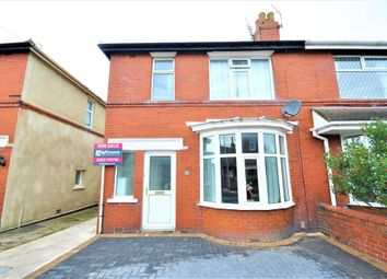 Thumbnail 3 bed semi-detached house for sale in Highgate, South Shore, Blackpool, Lancashire