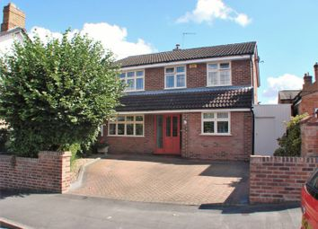 Thumbnail 4 bedroom detached house for sale in Cropwell Road, Radcliffe-On-Trent, Nottingham