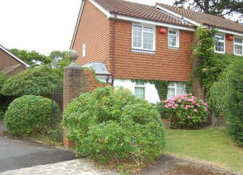 Thumbnail 2 bed end terrace house to rent in The Marld, Ashtead