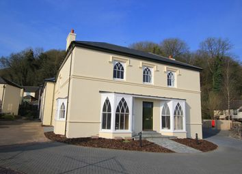 Thumbnail 2 bed flat for sale in Plas Ystrad, Johnstown, Carmarthen, Carmarthenshire