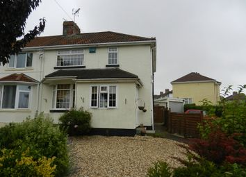 Thumbnail 3 bed semi-detached house for sale in Hillcrest, Knowle Park, Bristol