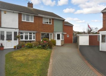 Thumbnail 4 bedroom semi-detached house for sale in Milldale Road, Fordhouses, Wolverhampton