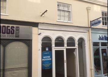 Thumbnail Retail premises to let in 2B Regent Street, Cheltenham