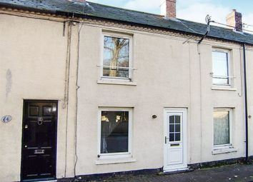 Thumbnail 2 bedroom terraced house for sale in Church Terrace, Outwell, Wisbech