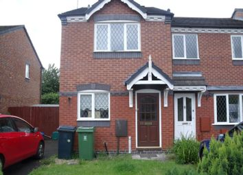Thumbnail 2 bed terraced house to rent in Thornton Road, Shrewsbury