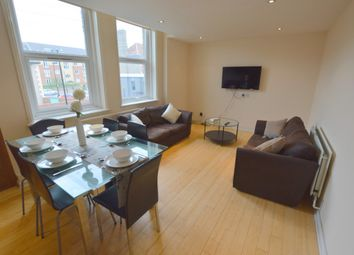 Thumbnail 1 bed flat to rent in Fourth Avenue, Heaton, Newcastle Upon Tyne