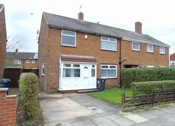 Thumbnail 3 bed semi-detached house to rent in Moreland Road, South Shields
