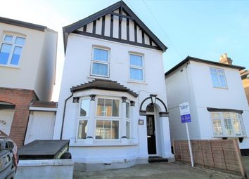 Thumbnail 3 bed detached house for sale in Hainault Road, Romford