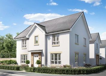"""Thumbnail 4 bedroom detached house for sale in """"Craigston"""" at Boreland Avenue, Kirkcaldy"""