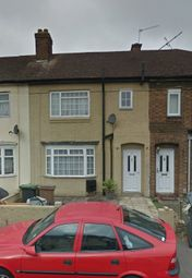 Thumbnail 3 bed terraced house for sale in Warren Road, Luton