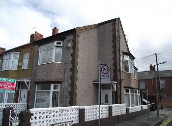 Thumbnail 4 bed end terrace house to rent in Singleton Avenue, Prenton, Wirral