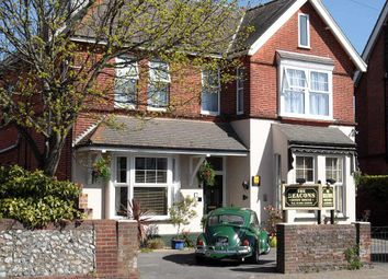 Thumbnail 9 bed detached house for sale in Shelley Road, Worthing, West Sussex
