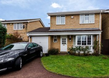 Thumbnail 4 bed detached house for sale in Lamorbey Close, Sidcup