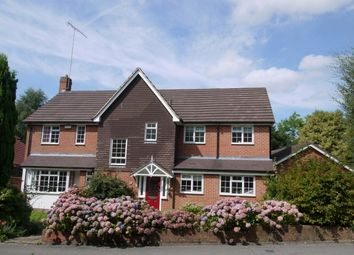 Thumbnail 4 bed detached house for sale in Turners Gardens, Sevenoaks