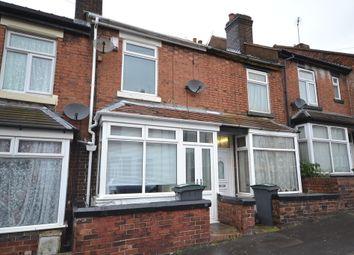 Thumbnail 3 bedroom terraced house to rent in Dartmouth Street, Burslem, Stoke-On-Trent