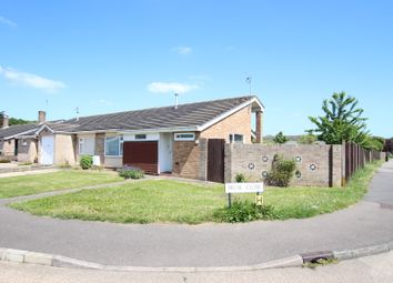 Thumbnail 3 bed semi-detached bungalow for sale in Musk Close, Stanway, Colchester