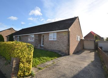 Thumbnail 2 bed semi-detached bungalow for sale in Swallowcroft, Eastington, Stonehouse, Gloucestershire