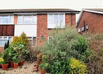 Thumbnail 2 bed maisonette to rent in Thwaite Close, Erith, Kent