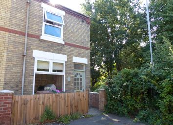 Thumbnail 2 bed end terrace house for sale in Kings Road, Fletton