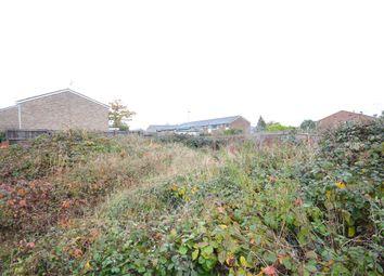 Thumbnail Land for sale in Quantock Avenue, Caversham, Reading
