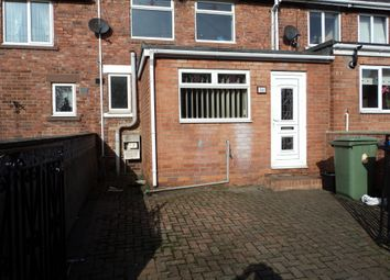 Thumbnail 3 bed terraced house to rent in Wordsworth Road, Easington Colliery