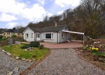 Thumbnail 3 bed detached bungalow for sale in Wades Road, Kinlochleven
