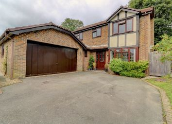 Thumbnail 4 bed detached house for sale in Sycamore Close, Heathfield