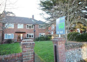 Thumbnail 3 bed flat to rent in Little Pembrokes, Downview Road, Worthing