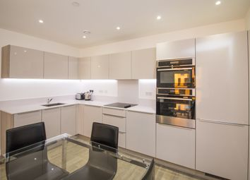 Thumbnail 2 bed flat to rent in Enderby Wharf, Loop Court, Greenwich