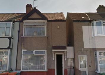Thumbnail 3 bed end terrace house for sale in Walton Road, Ilford, Barking, Redbridge, London