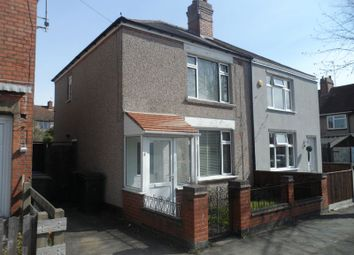 Thumbnail 2 bed semi-detached house for sale in Poole Road, Radford, Coventry
