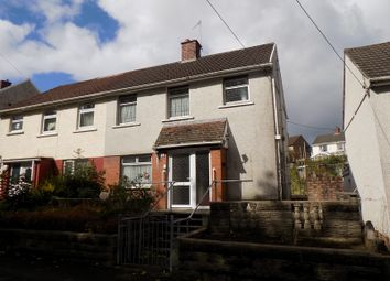 Thumbnail 3 bed semi-detached house for sale in Hawthorn Avenue, Baglan, Port Talbot, Neath Port Talbot.