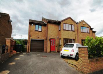 Thumbnail 4 bed semi-detached house for sale in Lynndale, Wolsingham, Bishop Auckland