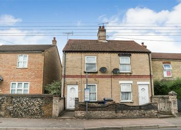 Thumbnail 2 bed semi-detached house for sale in London Road, Brandon, Suffolk