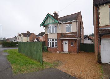 Thumbnail 3 bed detached house to rent in Eye Road, Peterborough