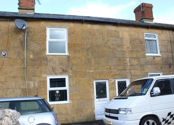 2 bed terraced house for sale in Almshouse Lane, Ilchester, Yeovil BA22