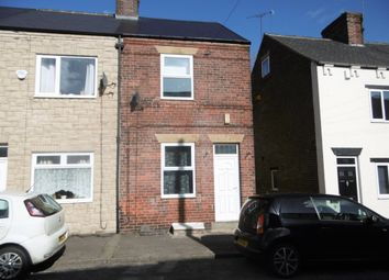 Thumbnail 3 bed end terrace house to rent in Peveril Road, Eckington, Sheffield
