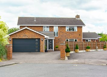 Thumbnail 5 bed detached house for sale in Sutton Acres, Little Hallingbury, Bishop's Stortford