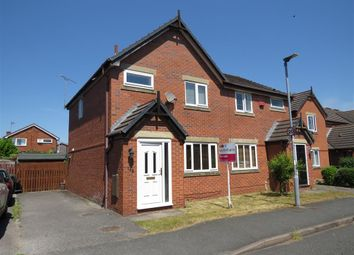 Thumbnail 3 bed semi-detached house for sale in Newry Park East, Chester