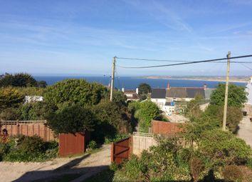 Thumbnail Land for sale in Fuggoe Lane, Carbis Bay, St. Ives