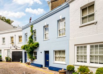 Thumbnail 4 bed mews house to rent in Osten Mews, South Kensington, London